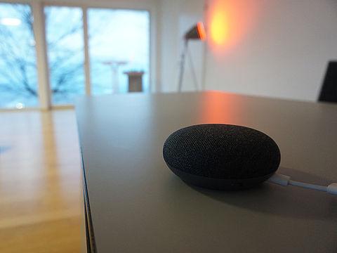 Google Home zum Testen